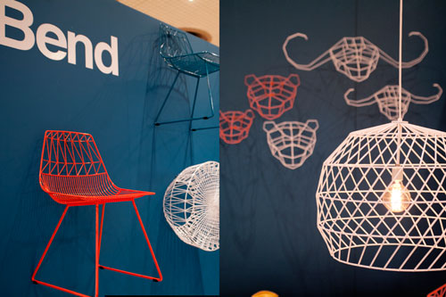 Embracing The Past At ICFF LUNAR Creativity That Makes A - Bend furniture