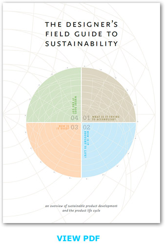 The Designer's Field Guide to Sustainability